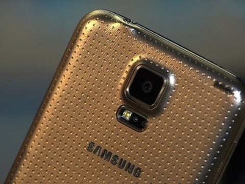 Galaxy S5 new software and camera features