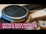 Google is committed to Android Wear, says VP