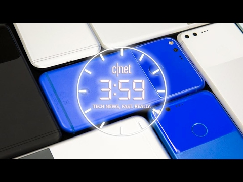 Is the Pixel better than the iPhone? (The 3:59, Ep. 181)