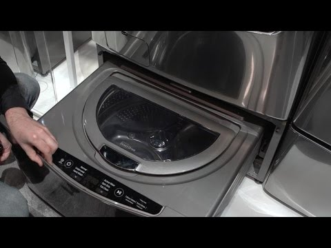 LG puts a washing machine inside a washing machine