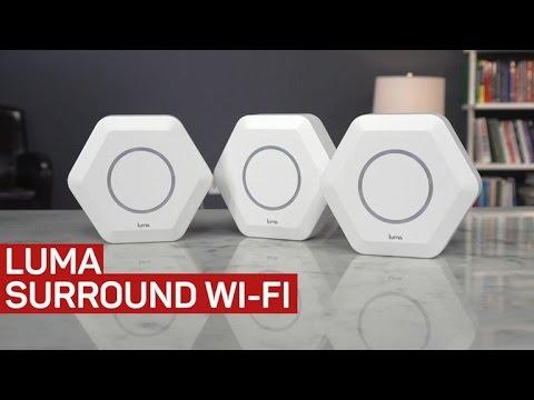 Luma Surround Wi-Fi