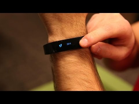 Pivotal Tracker 1: A cheap activity tracker you will actually want to wear