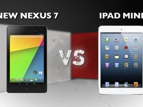 Prizefight – Google New Nexus 7 vs. Apple iPad Mini
