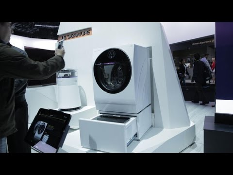 Remember that LG washer-in-a-washer? It's a dryer now, too