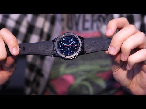 Samsung Gear S3: CNET Editors react