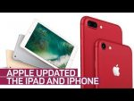 All of Apple's new hardware announcements (CNET News)