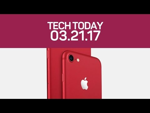Apple launches red iPhone, cheaper iPad and Clips video editing app (Tech Today)
