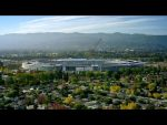 Apple's 'spaceship' campus Apple Park lands in April