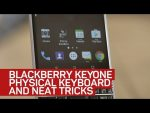 BlackBerry KeyOne has a physical keyboard filled with neat tricks
