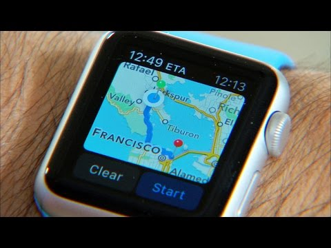 Car Tech 101: Apple Watch and your car