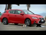 Car Tech - 2014 Lexus CT 200h F Sport