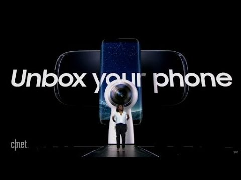 CNET's Samsung Galaxy S8 event