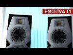 Emotiva's T1 loudspeaker offers amazing value and performance
