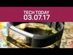 New Fitbit Alta HR debuts, cable TV loses 1.7M subscribers (Tech Today)