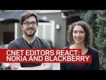 Nokia 3310 and BlackBerry KeyOne: CNET editors react