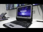 Panasonic CF-33 Toughbook can take a tumble