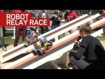 Robot racing: welcome to the 'Robstacle Course'