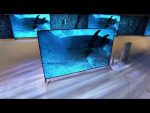 Sony's showstopper, the 5mm-thin, 4K LED TV