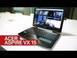 Acer's Aspire VX 15 delivers good gaming on a budget