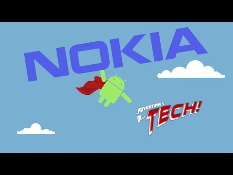 Adventures in Tech – Could Android have saved Nokia?