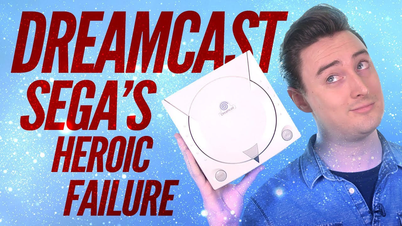 Adventures in Tech – Dreamcast: Sega's heroic failure