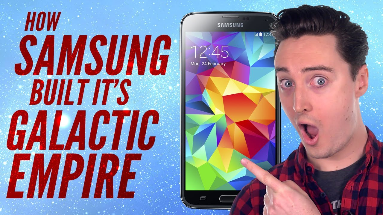 Adventures in Tech – Galaxy S5: How Samsung built its Galactic Empire