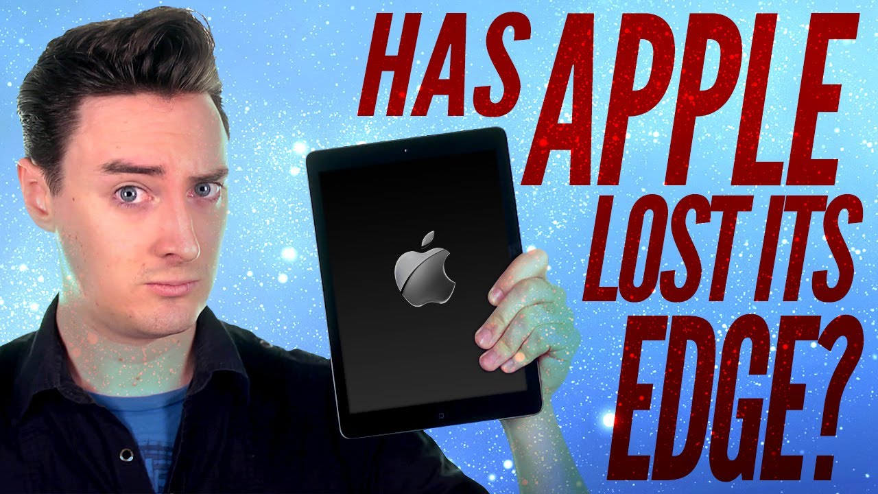 Adventures in Tech – Has Apple lost its edge?Adventures in Tech – Has Apple lost its edge?