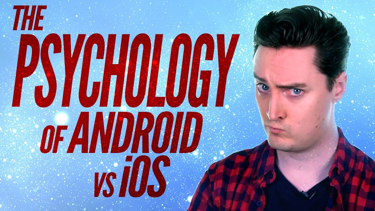 Adventures in Tech – The psychology of Android vs iOS