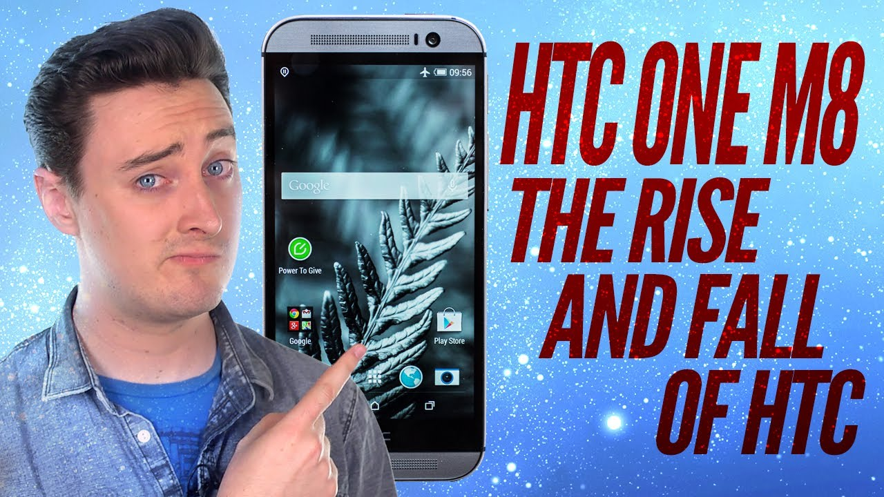 Adventures in Tech – The rise and fall of HTC