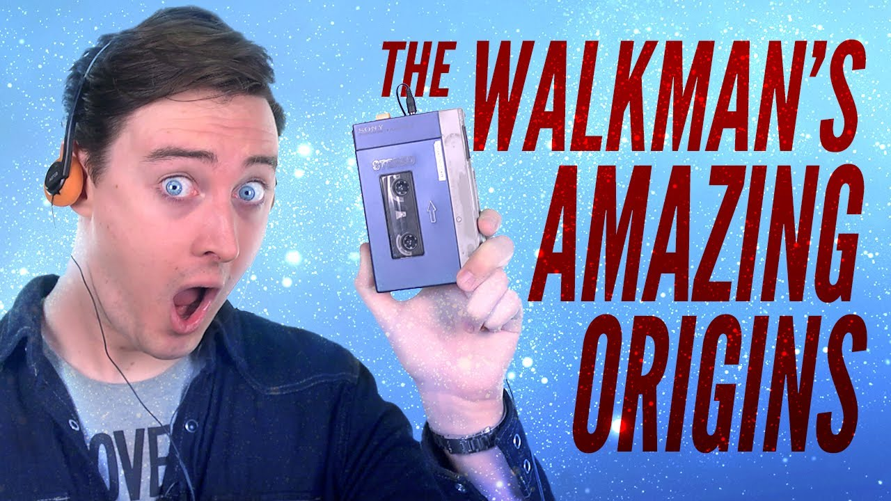 Adventures in Tech – The Walkman's amazing origins