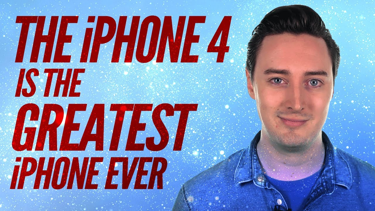 Adventures in Tech – Why the iPhone 4 is the greatest iPhone ever