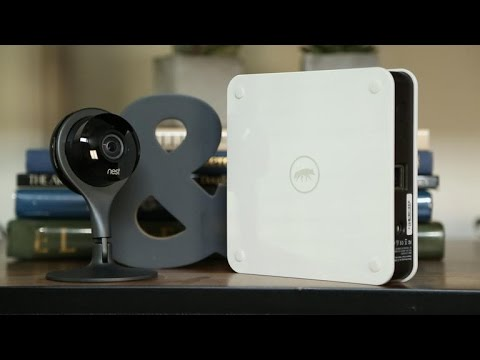 All eyes on security cameras in the CNET Smart Home