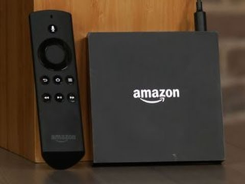 Amazon Fire TV: Impressive debut, with room to grow