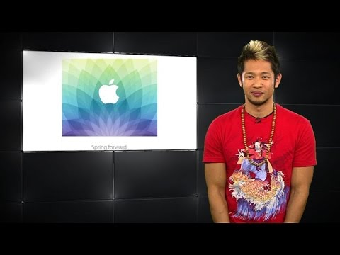 Apple Byte – Apple's official Spring Forward event happens March 9
