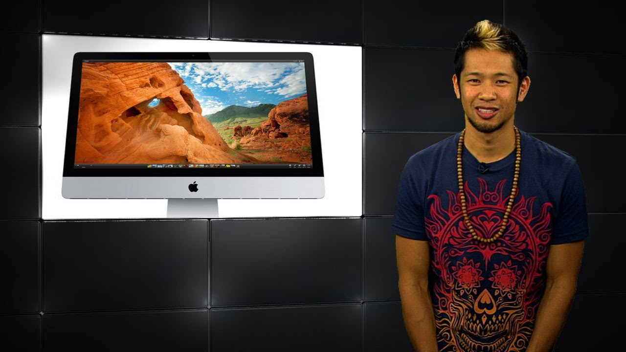 Apple Byte – The New iMacs are here!