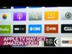 Apple TV may finally fix its Amazon snag