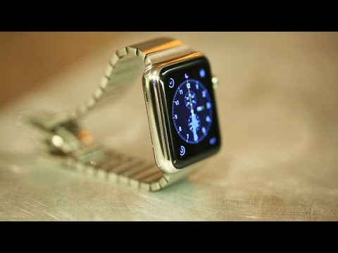 Apple Watch: Extremely ambitious, far from perfect