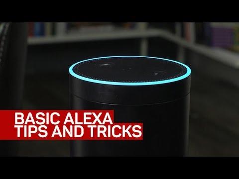 Basic Alexa tips and tricks