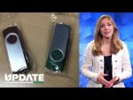 Beware of strange USB sticks in your mailbox (CNET Update)