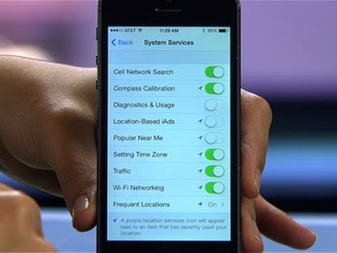 CNET How To – Extend battery life on iOS 7