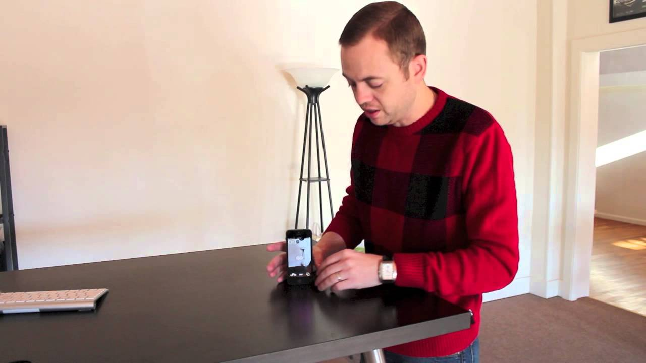 CNET How To – How to make your iPhone 5 'dance'