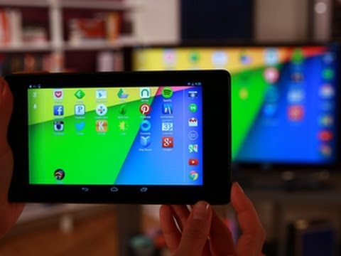 CNET How To – Mirror your Android device's screen with Miracast