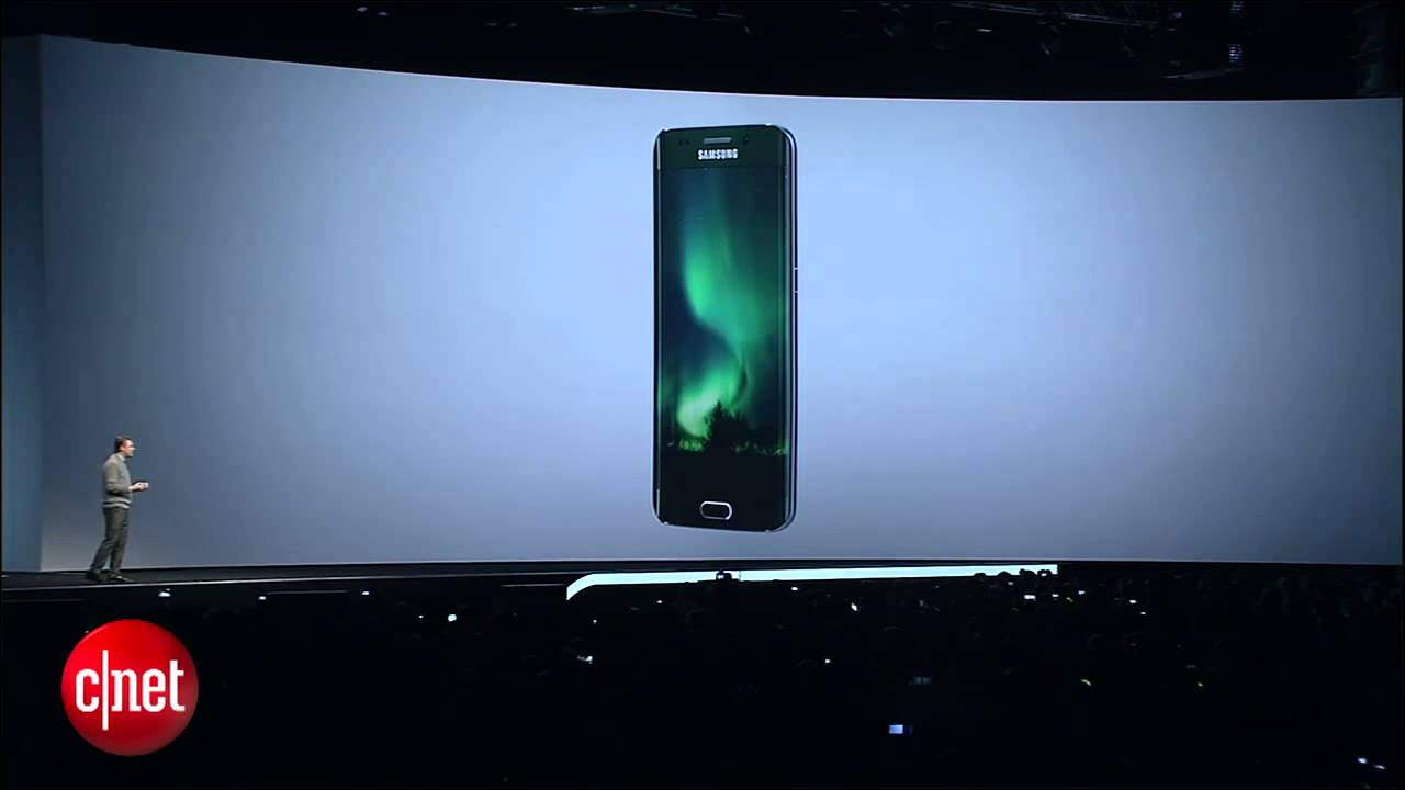 CNET News – Everything you need to know from Samsung's S6 event