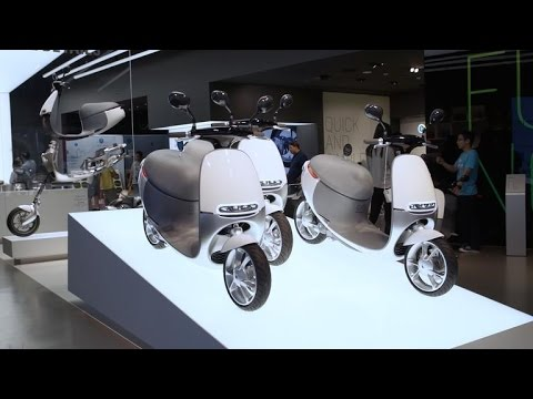 CNET News – Ready, set, Gogoro: The Taiwanese smart scooter poised to take over the world