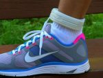 CNET News - Smart socks a step ahead with fitness data