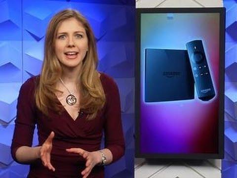 CNET Update – Amazon Fire TV heats up battle for living room