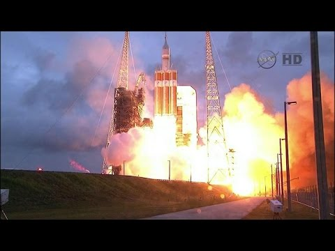 CNET Update – NASA's Orion takes man one step closer to Mars