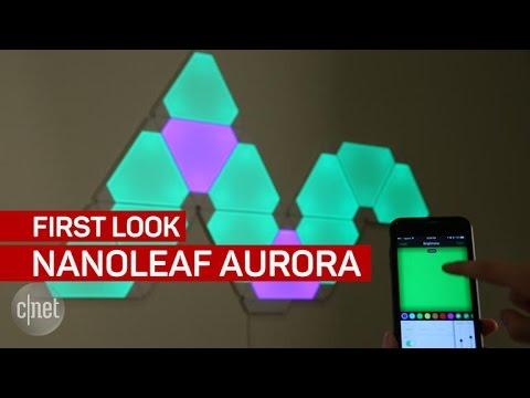 Color your smart home with Nanoleaf's geektastic light panels