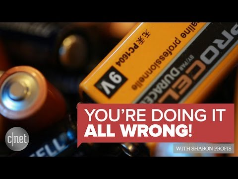 Common battery myths that need to die (You're Doing It All Wrong!)