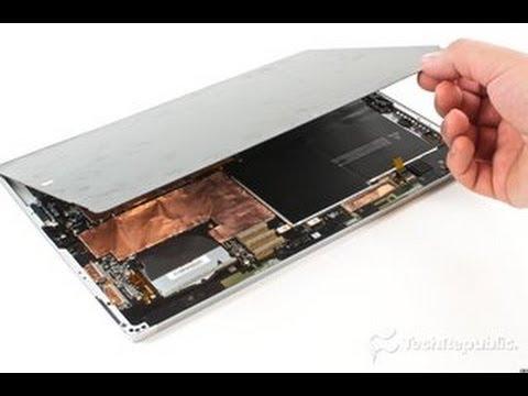 Cracking Open – Microsoft Surface Pro 3